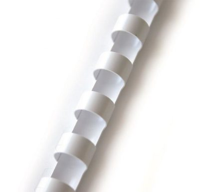 Grzbiety plastikowe - standardowe opakowania 100 szt/op