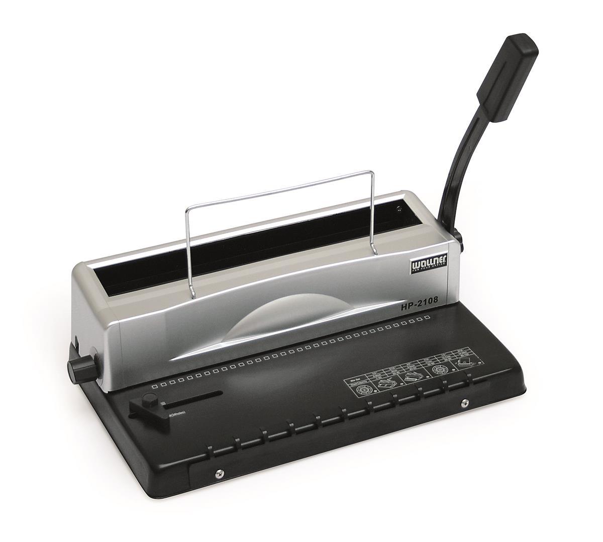 Переплётчик Wallner HP 2108