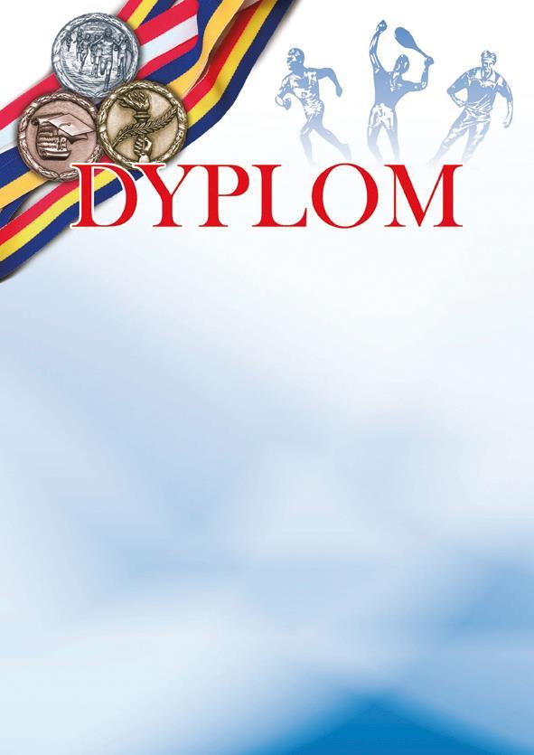 Dyplom Olimpiada 250