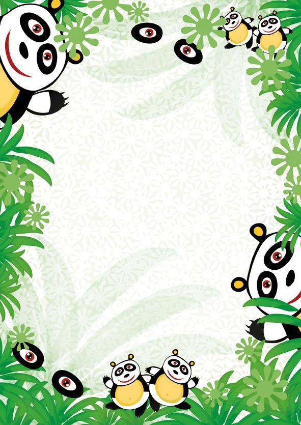 Dyplom Panda