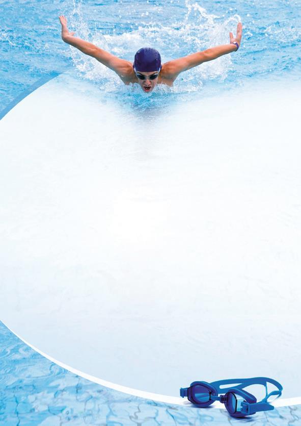 Dyplom Pływanie