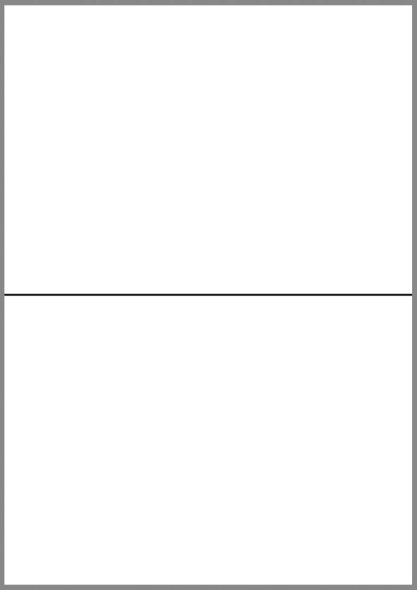 Self-adhesive labels UNI2