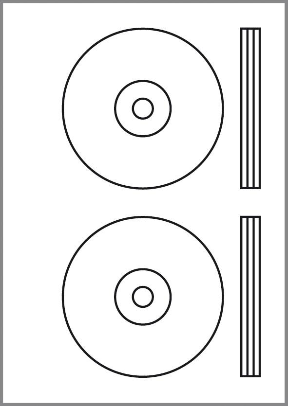Self-adhesive labels UNICD