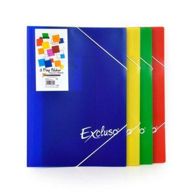 Teczka ofertowa EXCLUSO 3 Flap Folder