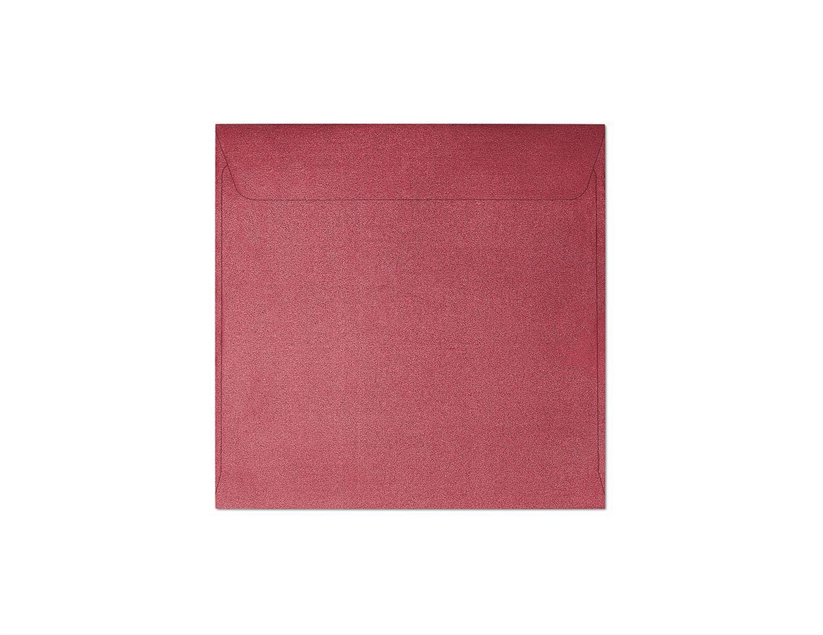 Koperta Pearl czerwony KW145