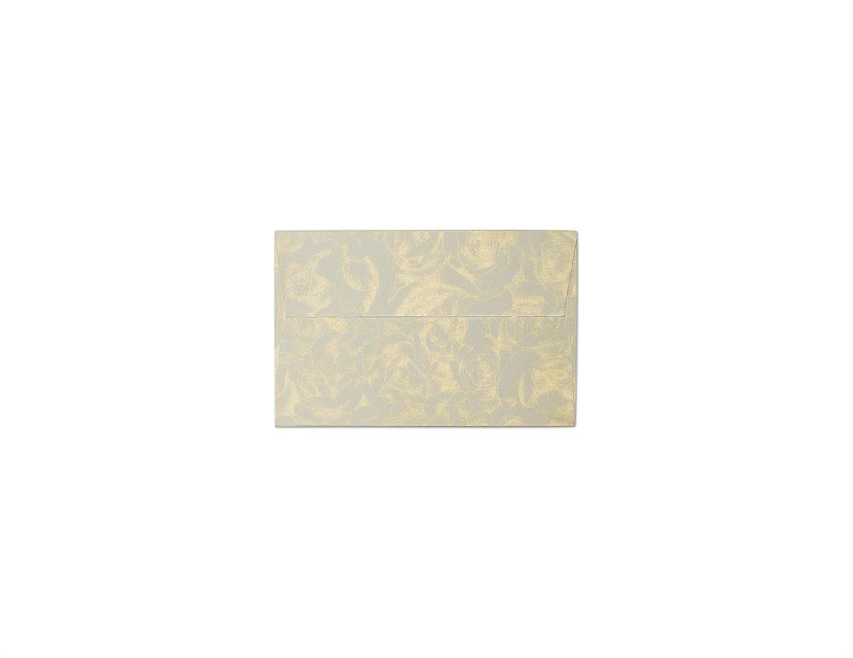 Koperta Róże kremowy 70x110