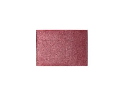 Koperta Pearl czerwony B7