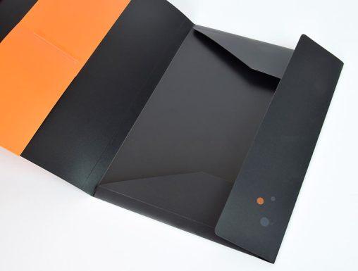 Teczka ofertowa ORANGE 3 Flap Folder