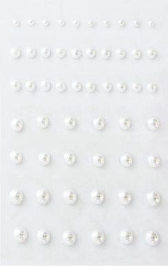 Perełki białe