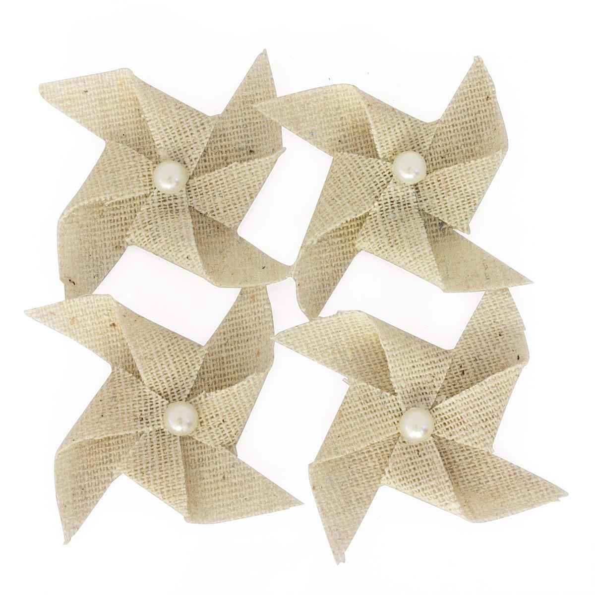 Pinwheel beige