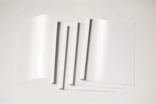 Termookładki Standing Lux Lami - białe, standardowe opakowania