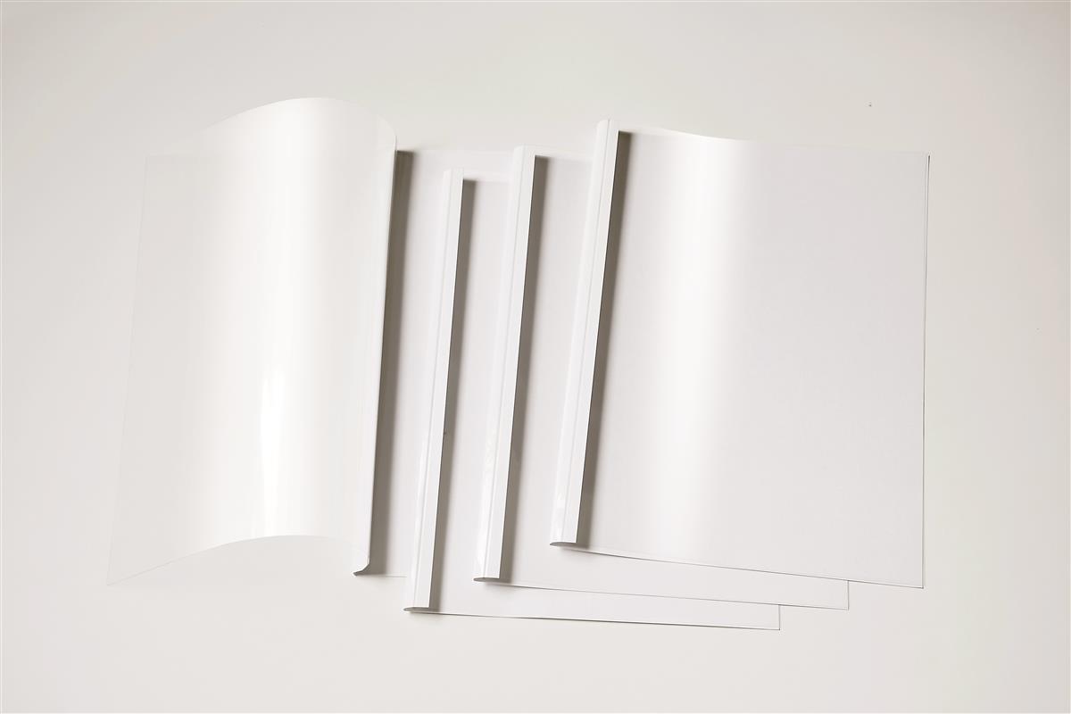 Termookładki Standing Lux Lami - białe, 10 szt/op