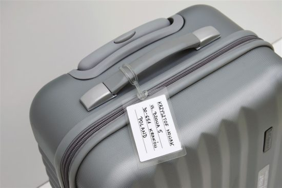 Zawieszki do bagażu