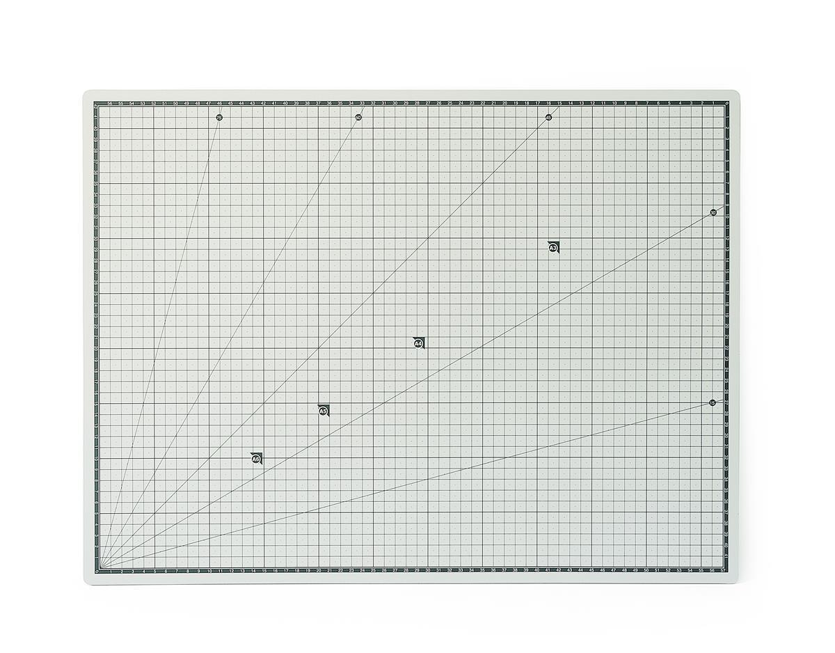 Self-healing cutting mat 60x45cm