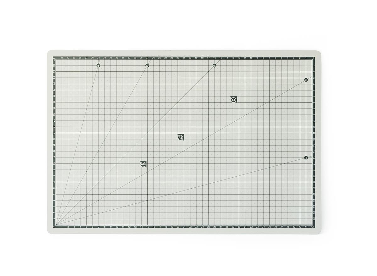 Self-healing cutting mat 45x30cm