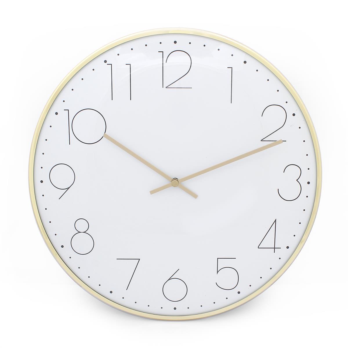 Zegar ścienny CB12GO