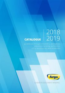 Catalogue Argo 2018 - 2019 en (32 mb)