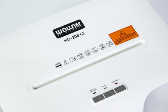 WALLNER HD-208 C2 SHREDDER