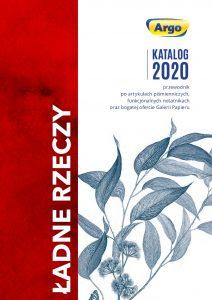 Katalog Argo 2020 Ładne Rzeczy