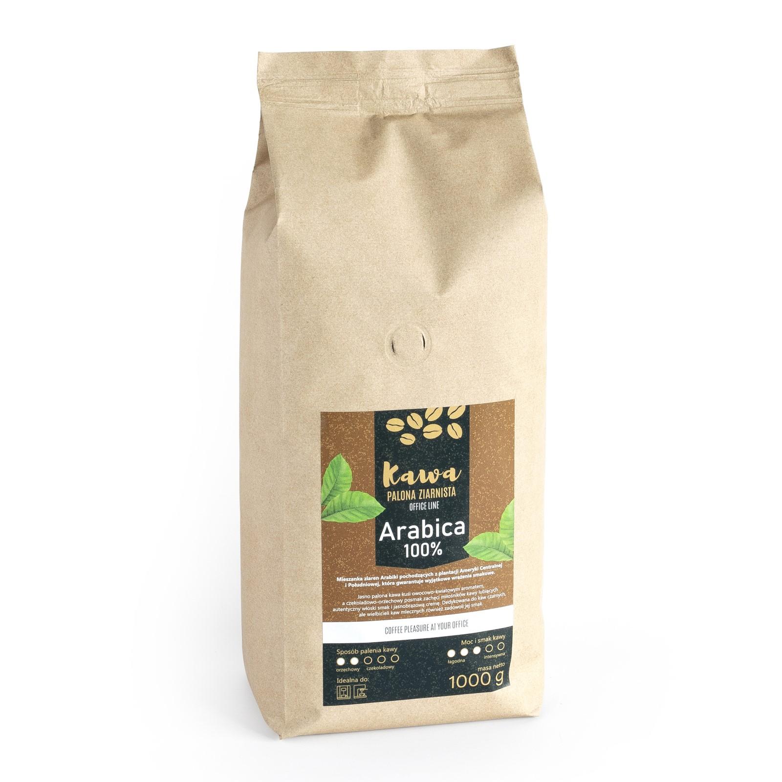 Segafredo 100% Arabica 1000 g Coffee Beans
