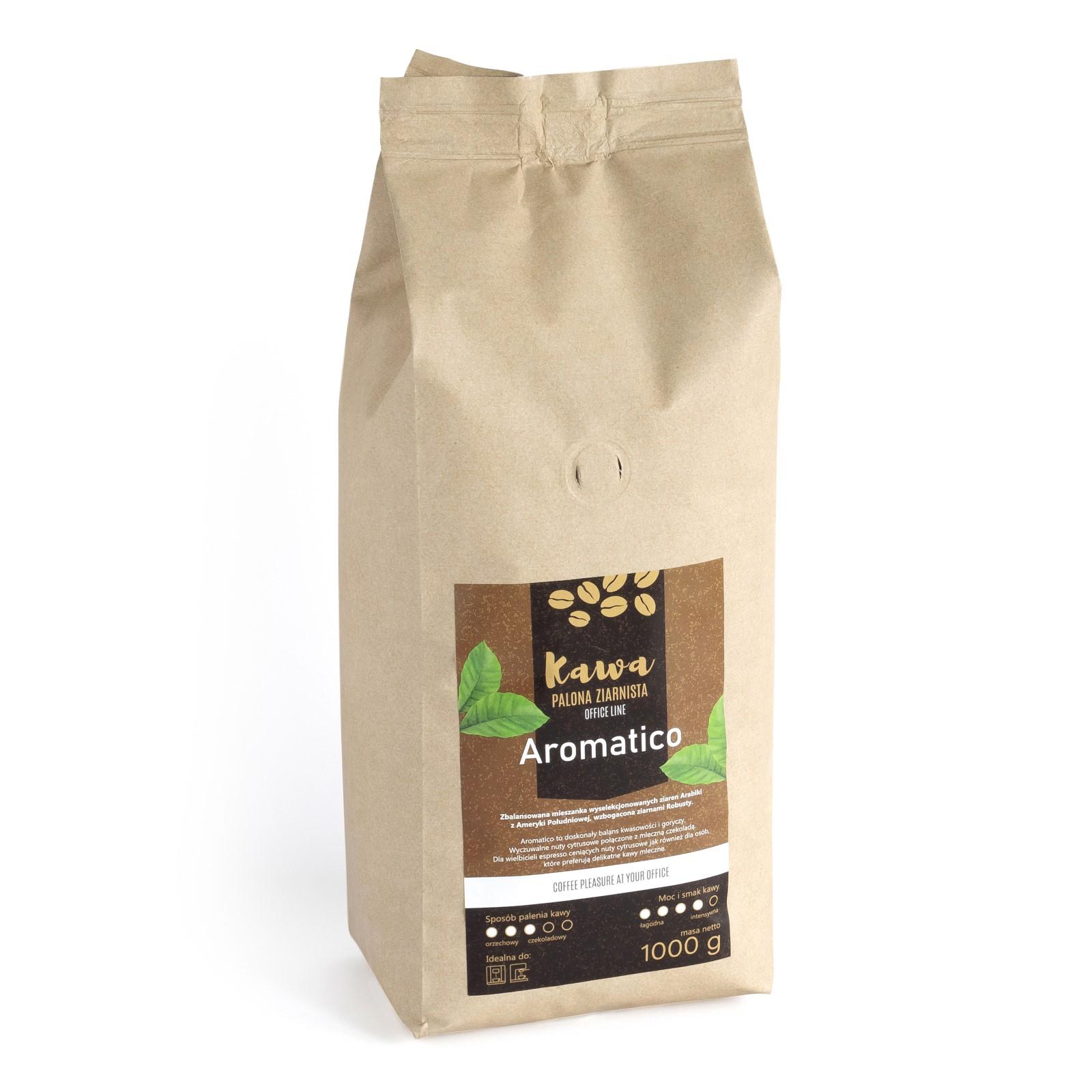 Segafredo Aromatico 1000 g Coffee Beans