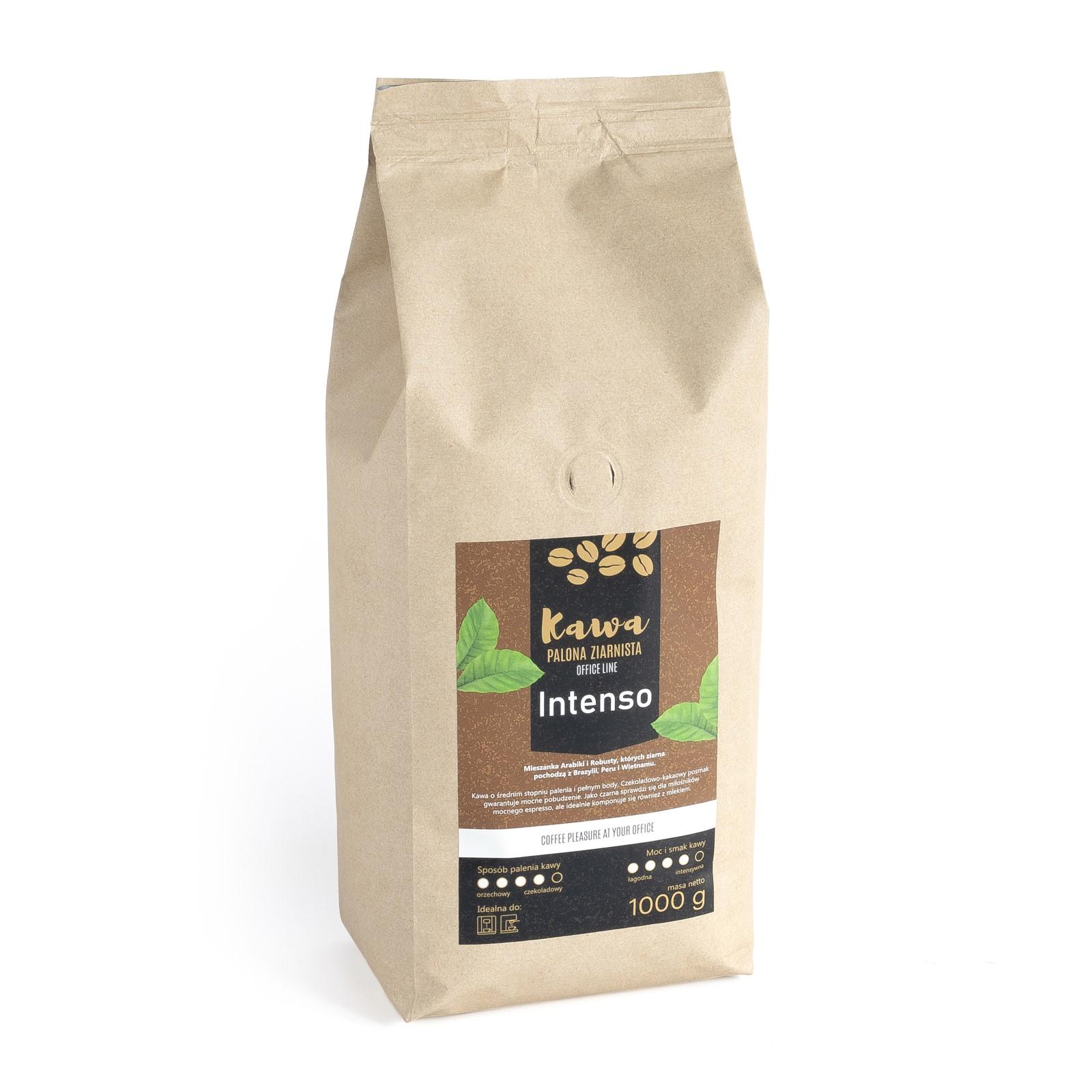Segafredo Intenso 1000 g Coffee Beans