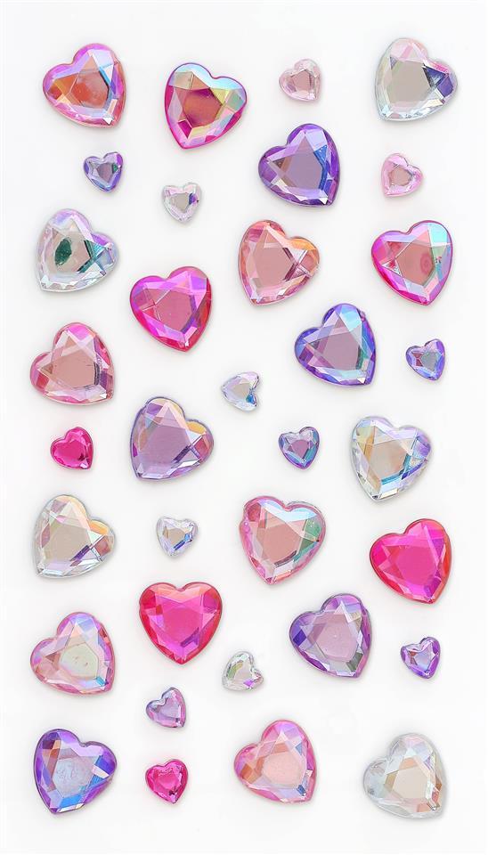 Hearts PINK