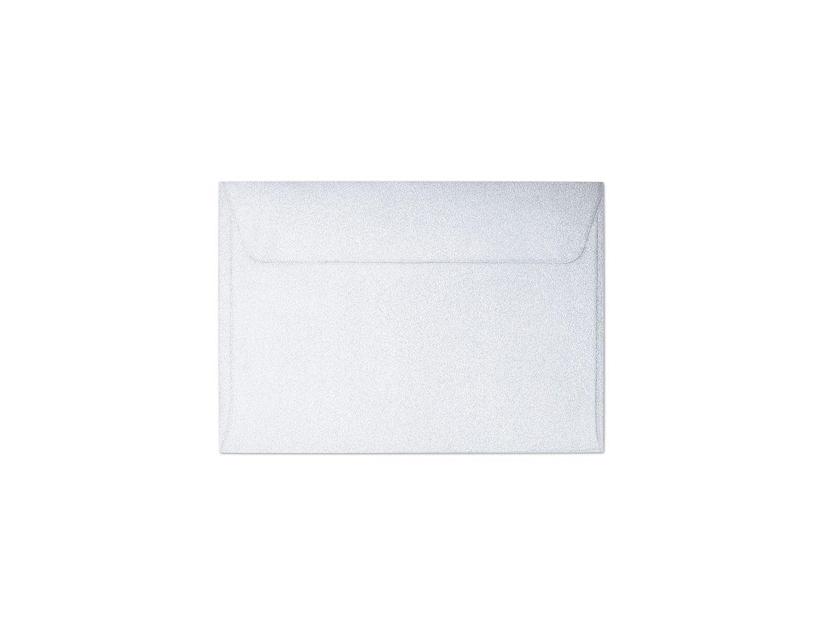 Decorative envelope Millenium diamond white B7