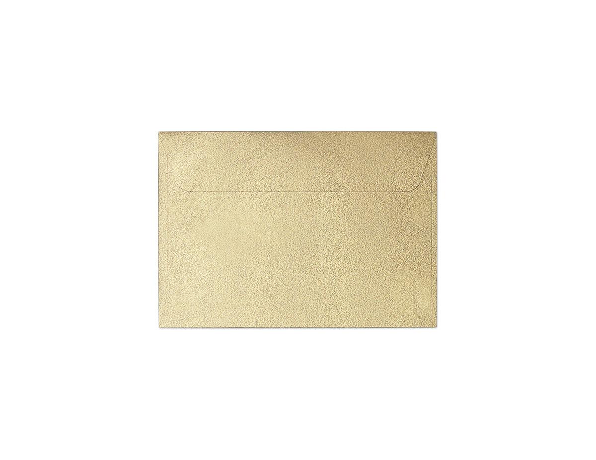 Koperta Pearl złoty B7