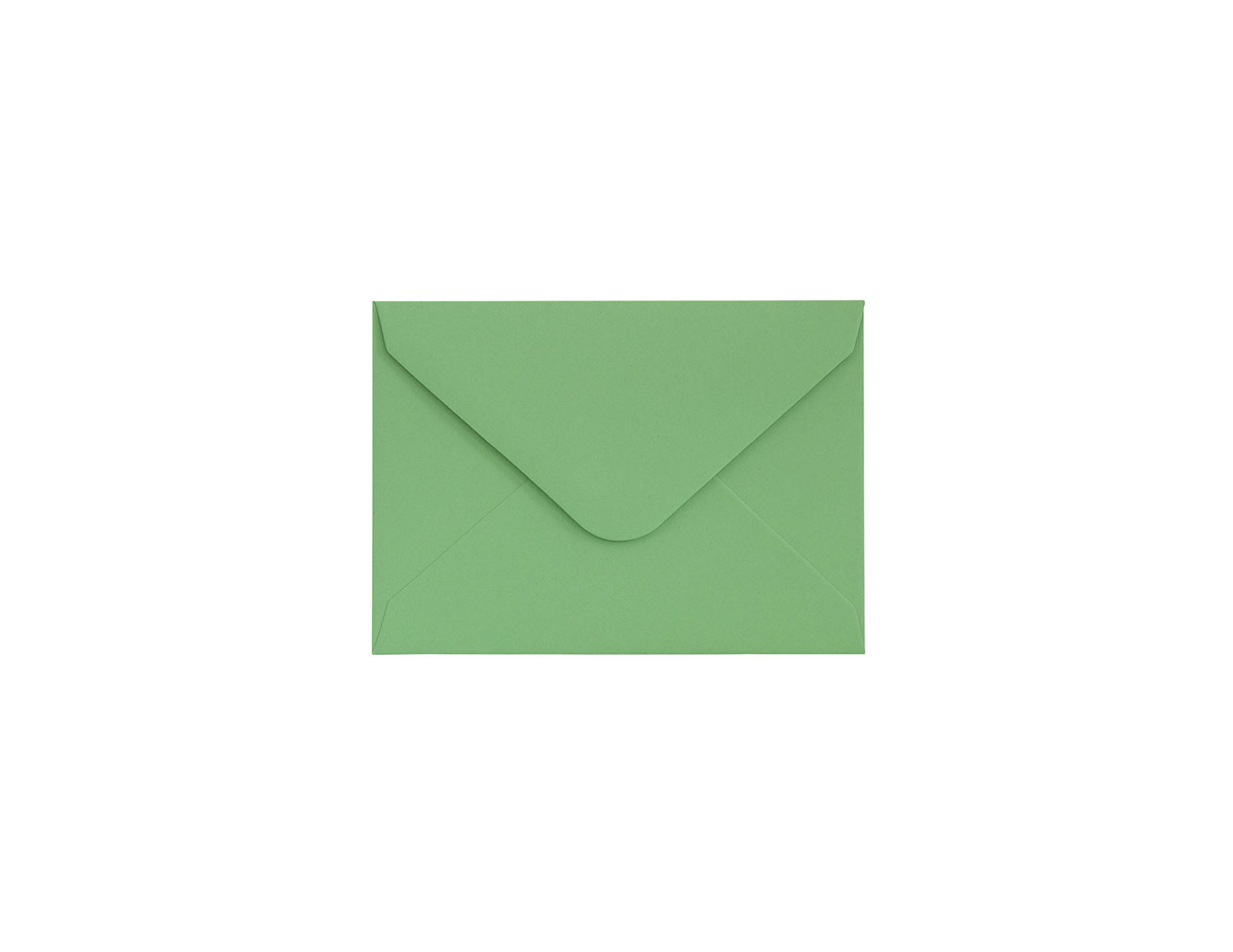 Koperta Gładki zielony 70x100