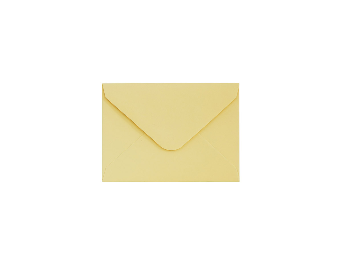 Koperta Gładki żółty 70x100