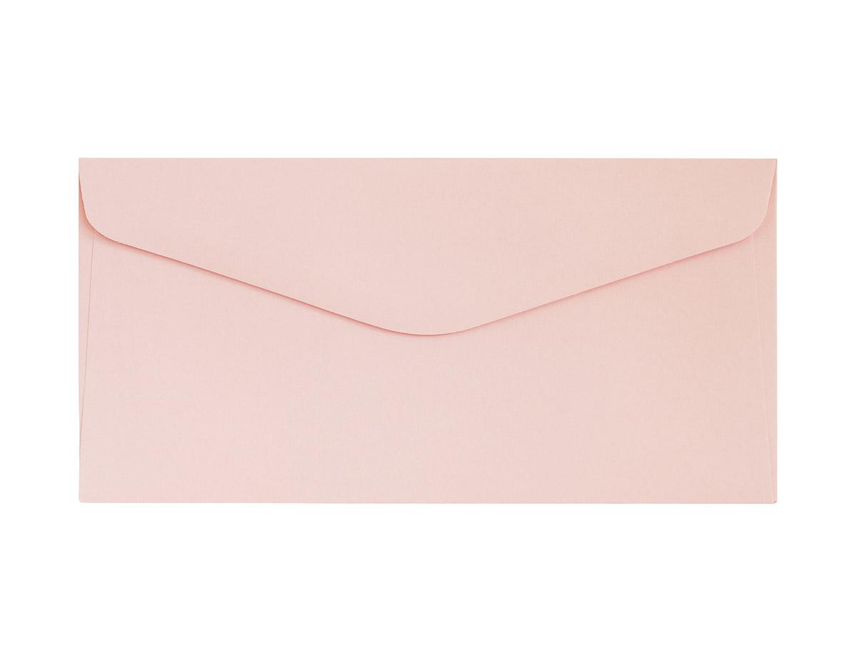 Koperta Gładki różowy DL